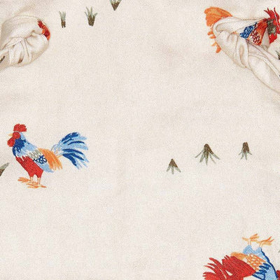 Toshi Toshi Baby Romper Roosters