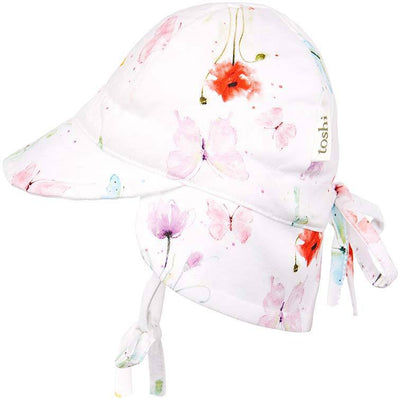 Toshi Toshi Flap Cap Bambini Lucille