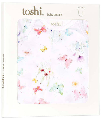 Toshi Toshi Onesie Short Sleeve Lucille