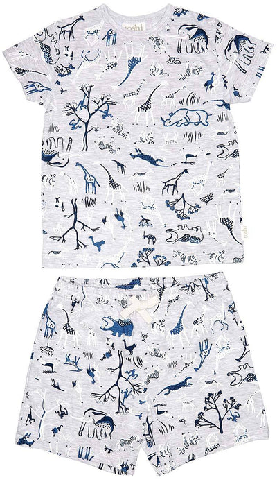 Toshi Toshi Pyjama Short Sleeve Wildtribe