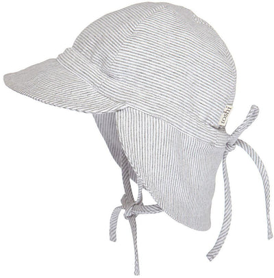 Toshi Baby Toshi Flap Cap Baby Dove
