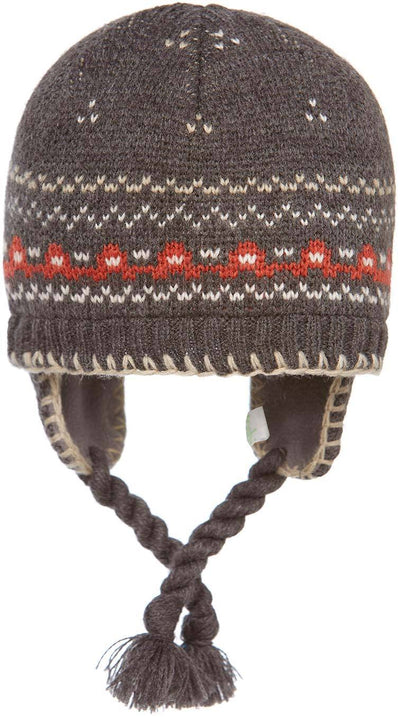 Toshi Toshi Earmuff Beanie Easton Charcoal
