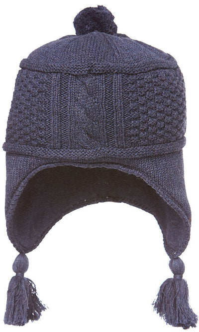 Toshi Kids Beanie | Earmuff Beanie Indiana Midnight | Summer Lane