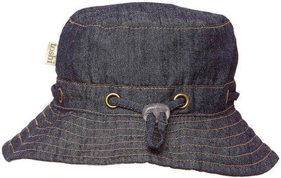 Toshi Kids Toshi Sunhat Tex Denim