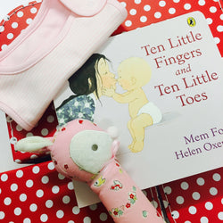 Large Suitcase Baby Girl Gift