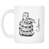 Calpernia Art Mug - Choose a Design! - Calpernia Addams Music Art Tees T-Shirts Shirt Dress Dresses Totes Mugs Tote Mug Lyrics Lyric Hand Written Hand Drawn Hand Written Concert Musician Snake Man Man's Mans Men's Mens Woman Women's Women's Woman's Woman's Girl Girls Girl's Boa Constrictor Anaconda Squeeze Funny Comic Vintage Original Unique