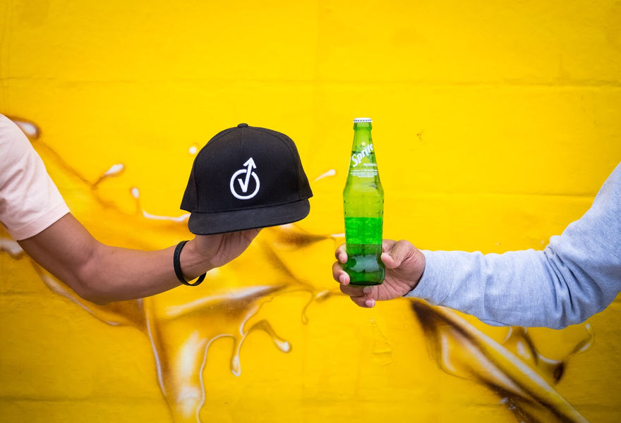 Live Above X Sprite Partnership