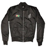 Black is Legendary Bomber Jacket