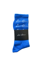 Signature LA Socks- Nipsey Blue