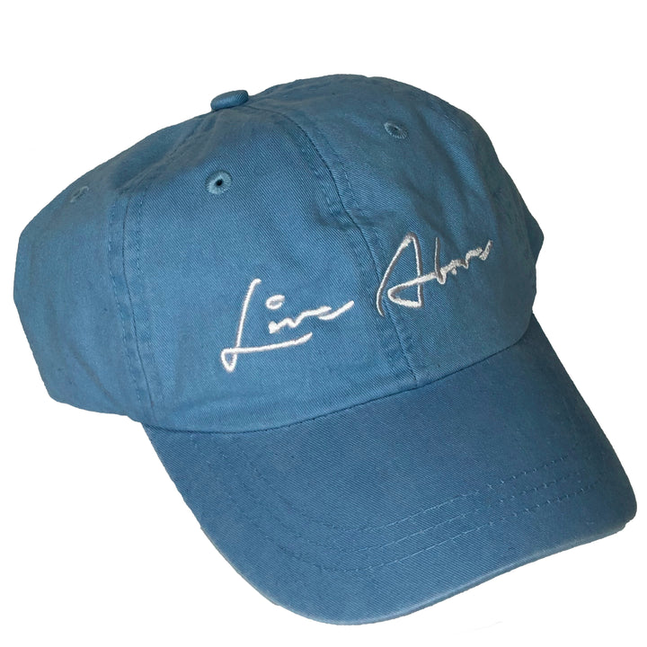 Signature Live Above Step Dad Cap- Teal
