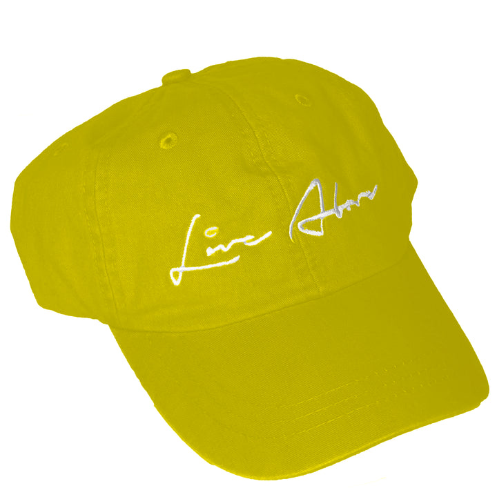 Signature Live Above Step Dad Cap- Yellow