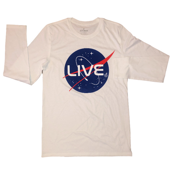 Live No Limits- White