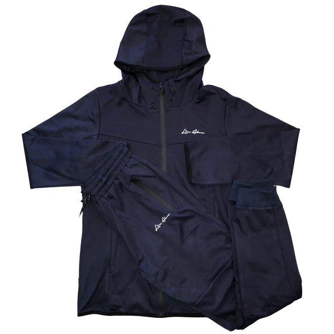 Tech Fleece Full Suit- Navy