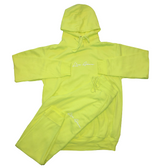 Signature Live Above hoodie Sweatsuit - Neon