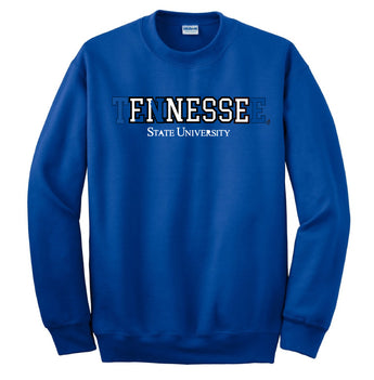 Finesse State University Crewneck Sweatshirt