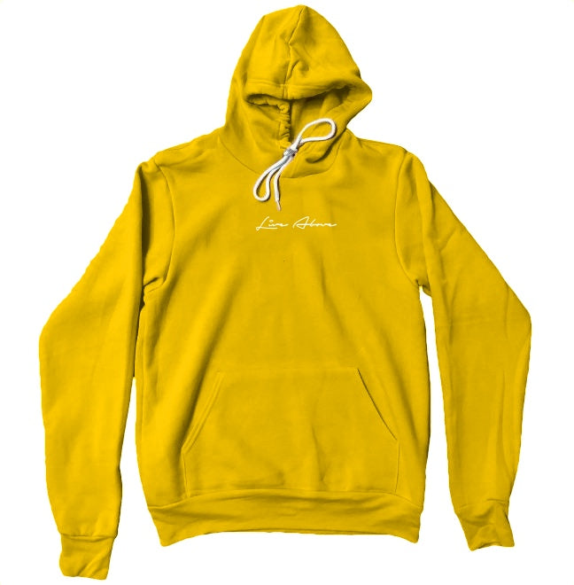 Yellow | Live Above Signature Hoodie