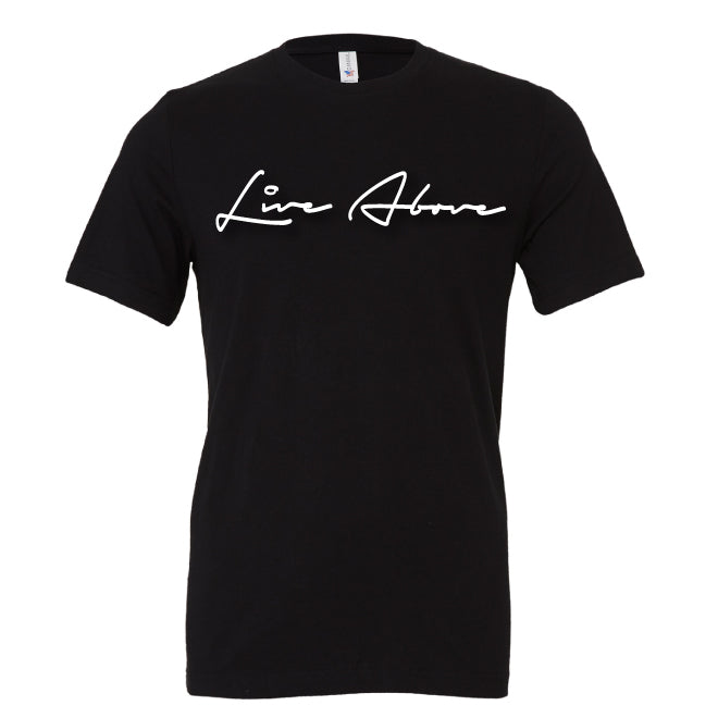 Signature Live Above- Black