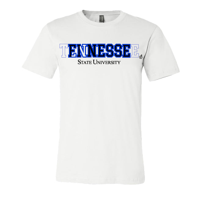 Finesse State University t-shirt- White