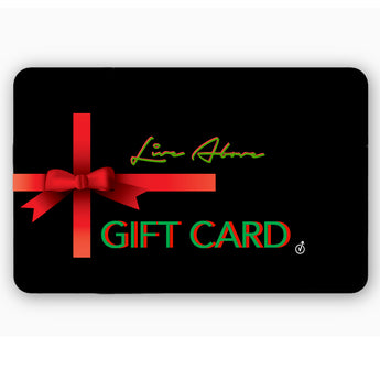 LIVE ABOVE GIFT CARD
