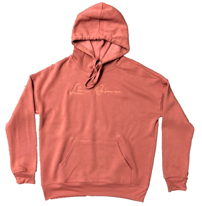 Blush Live Above Signature Hoodie
