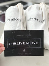 I will Live Above tee