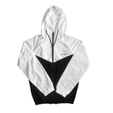 Live Above windbreaker- Black