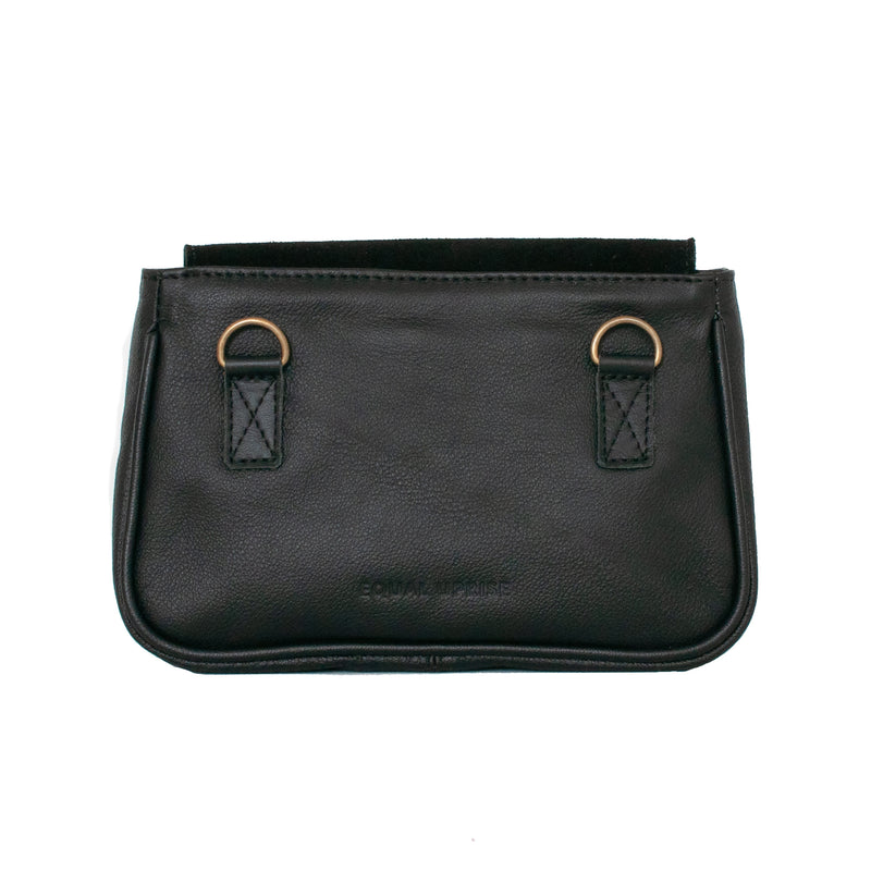 Convertible Mini Bag - Black