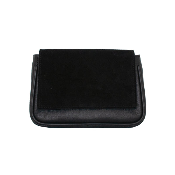 Convertible Mini Bag - Black - EQUAL UPRISE
