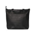 Leather Tote - Black - EQUAL UPRISE