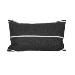 Horizon Pillow Cover - Charcoal - EQUAL UPRISE