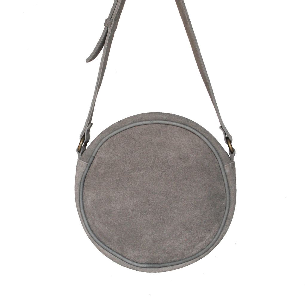 Luna Crossbody - Grey - EQUAL UPRISE