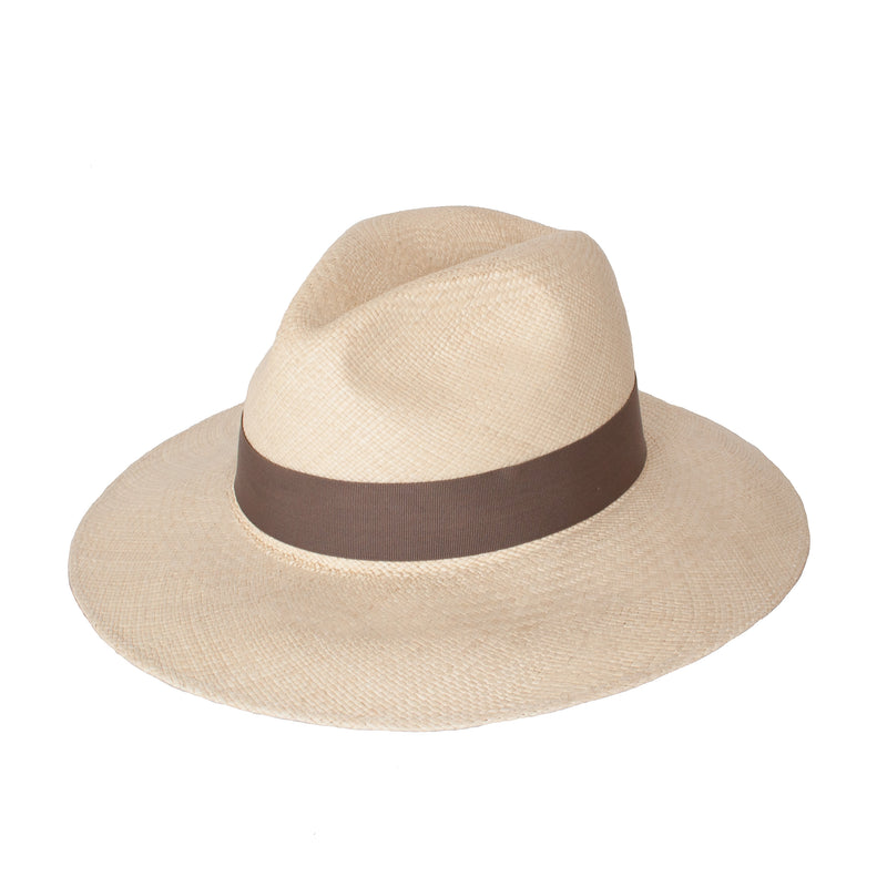 Panama Straw Hat - Natural - EQUAL UPRISE