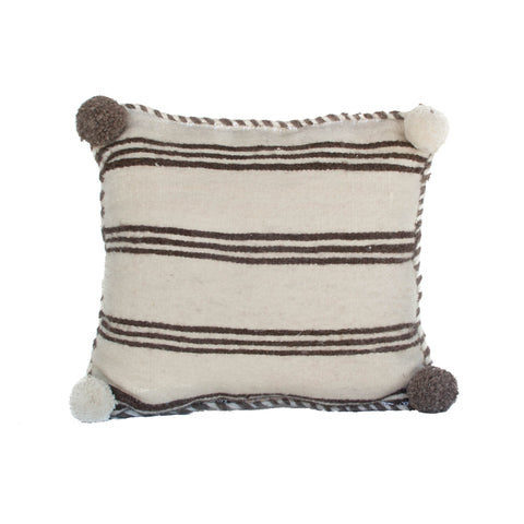 Kamsah | Pom Pom Pillow - EQUAL UPRISE