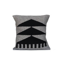 Sierra Pillow Cover - Grey - EQUAL UPRISE
