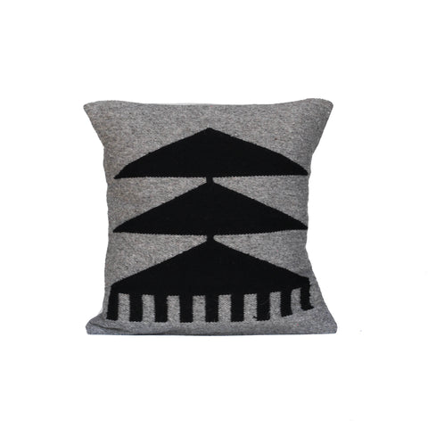 Sierra Pillow Cover - Grey