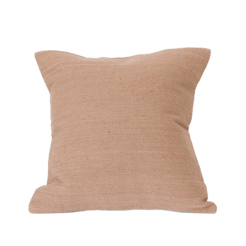 Solid Pillow Cover - Salmon