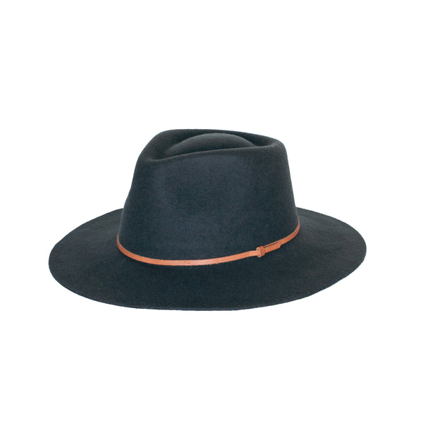Straight Brim - Charcoal - EQUAL UPRISE