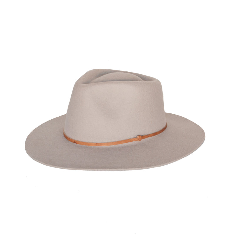 Straight Brim - Taupe - EQUAL UPRISE