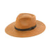 Avocado Straw Hat - Honey - EQUAL UPRISE