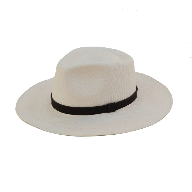 Avocado Straw Hat - White - EQUAL UPRISE