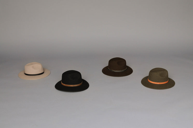 Traditional Fedora - Brown - EQUAL UPRISE