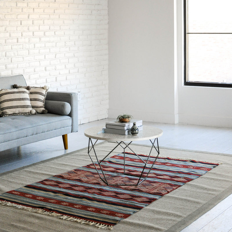 Kamsah  |  Tribal Kilim Rug - EQUAL UPRISE