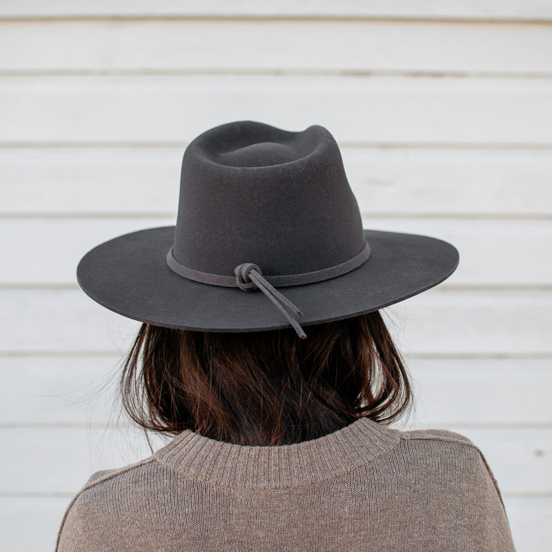 Trilby - Dark Grey - EQUAL UPRISE