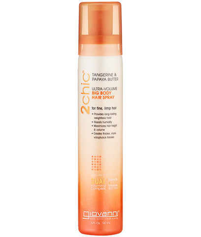 Giovanni 2Chic Ultra-Volume Big Body Hair Spray (147ml)