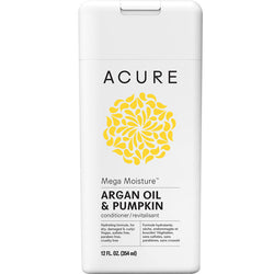 Acure Mega Moisture Conditioner - Argan Oil & Pumpkin (354ml)