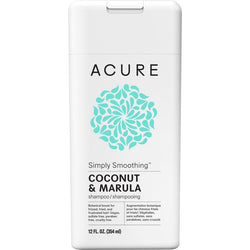 Acure Simply Smoothing Shampoo - Coconut & Marula (354ml)