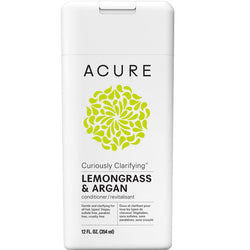 Acure Curiously Clarifying Conditioner - Lemongrass & Argan (354ml)