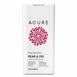 Acure Body Beautiful Shampoo - Pear & Fig (354ml)