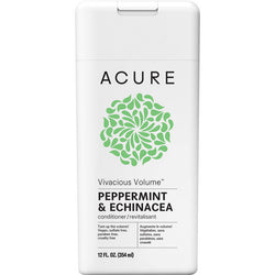 Acure Vivacious Volume Conditioner - Peppermint & Echinacea (354ml)