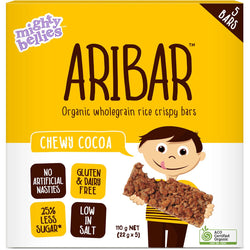 Mighty Bellies Aribar - Chewy Cocoa (5 x 22g)